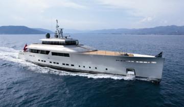 Моторные яхты Piccotti