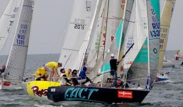 Чемпионат России в классе яхт «Конрад 25Р»