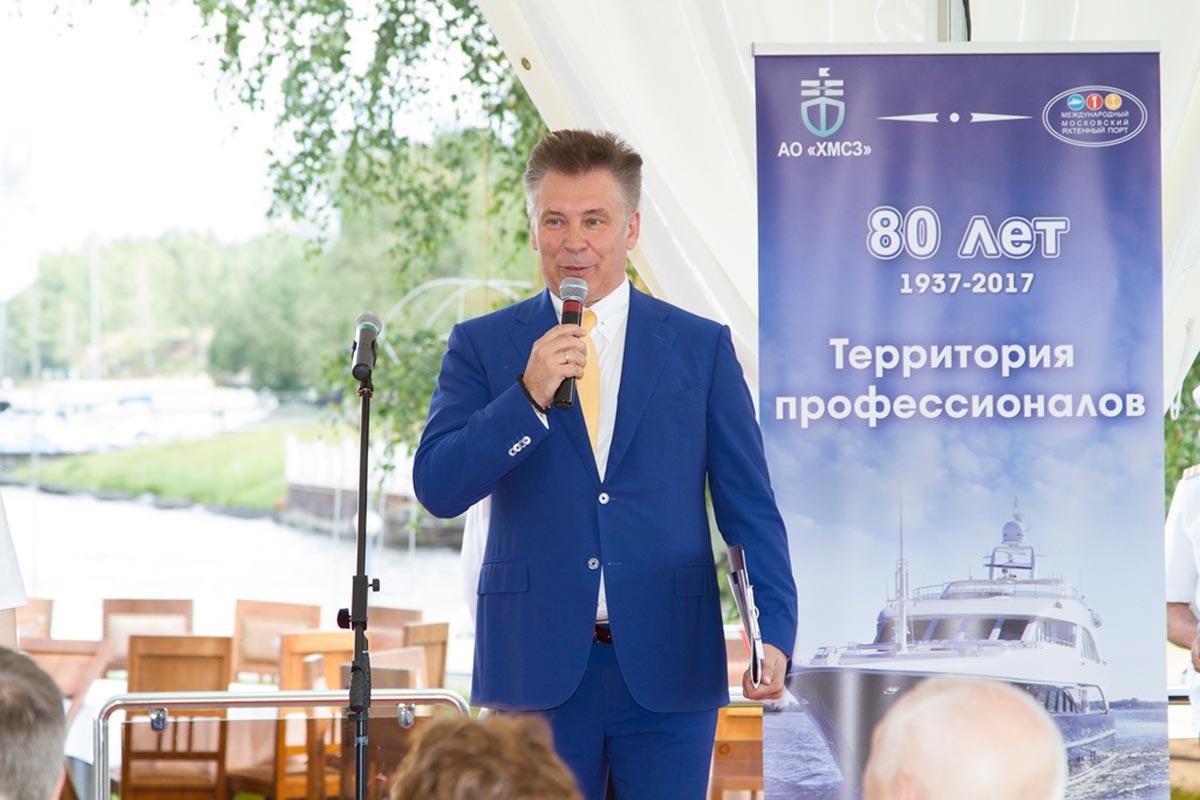 Березин Владимир Александрович – народный артист России, заслуженный деятель искусства