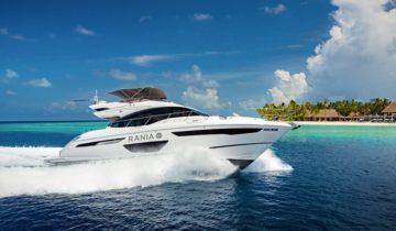 Яхта Princess Yacht Rania