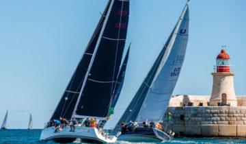российский BURAN взял бронзу в гонке Rolex Middle Sea Race